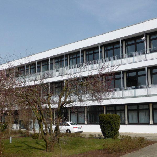 Sanierung Verwaltungsgebäude